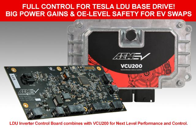 AEM EV VCU200 LDU Inverter