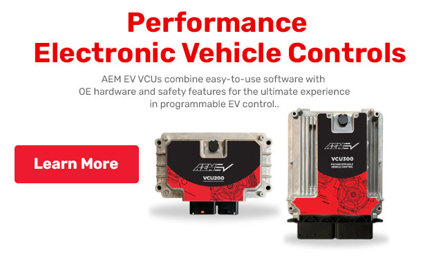 Performance Electronic Vehicle Controls