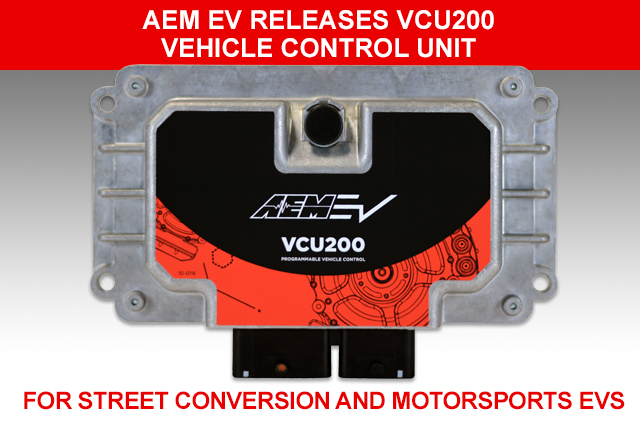 AEM EV RELEASE